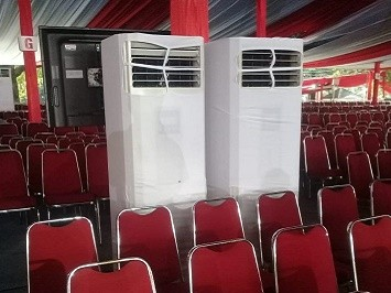 Rental AC Standing Wedding