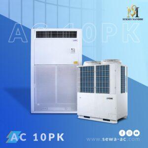 Rental AC 10 PK