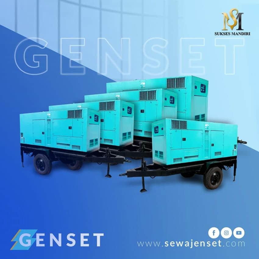 Rental Genset
